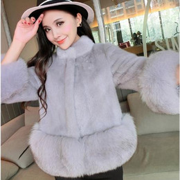 $enCountryForm.capitalKeyWord Canada - Furry Women Coat 2018 Winter Faux Fur Coat Women Thicken Faux Fur Coats Jacket Feminino artificial fur coat Mink Fox Jacket M447