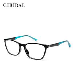 83561c0f71d Wholesale Designer Eyeglass Frames Canada - TR90 women eyewear frames round  clear optical designer myopia brand