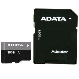 China 100% Real orginal capacity ADATA 64GB 32GB 16GB 8GB 4GB 2GB C10 Micro SD TF Memory Card Free SD Adapter Retail Blister Package microSD cheap sd card package suppliers