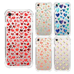China For iPhone X 6 6S 7 8 Plus Xs Max Xr Samsung Galaxy S8 S9 Plus Note 8 Phone Case Shockproof TPU New Freshness Painted Silicone Cover Shell suppliers