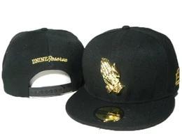 3eca2ab787a Hot Selling Men s Women s D9 Dnine reserve praying metal hands Snapback Hats  Men Flat Caps Hip Hop Cap Sports Hat Thousand Model