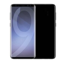 Отпечатков пальцев Goophone 9 плюс MTK6580 четырехъядерный 1gram 8G ROM полный экран 6,2-дюймовый мобильный телефон Показать 4G LTE android7.0 Разблокированный Телефон