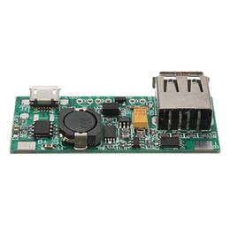 $enCountryForm.capitalKeyWord NZ - WeiKedz 10pcs 3.7V Li-ion Lithium Battery Mini USB to USB A Power Supply Module Board Charge Module 5V 1A For DIY