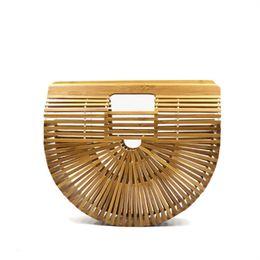 $enCountryForm.capitalKeyWord UK - handbags women bamboo top handle bags female causal totes small hollow summer beach bags for ladies and girls wood 2018