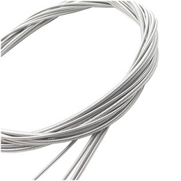 Bass strings set online shopping - Andoer Electric Bass String Set Nickel Plated Steel Accessory