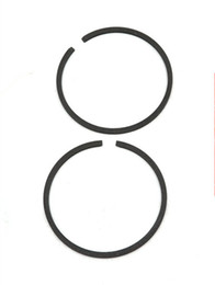 cutter engine NZ - 2 X Piston ring set for 1E40F-5 40F-5 40-5 engine lawn mower brush cutter f