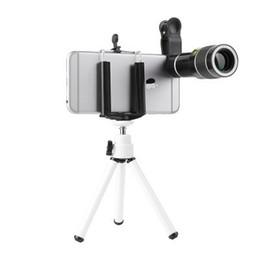 Tripod TelephoTo online shopping - Cell Phone Camera Lens x Telephoto lens Zoom focus phone lens Fisheye Lens Phone Camera Lens Tripod