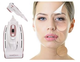 Frequency Beauty Facial Skin Care NZ - DHL Free Shipping HIFU Machine High Intensity Focused Ultrasound Face Lifting Anti Wrinkle Skin Care Facial Beauty Equipment Personal Use