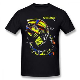 Chinese  High Quality M1 Factory Team Moto Gp 46 Cotton T Shirt Design For Man T Shirt manufacturers