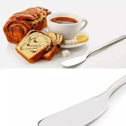 $enCountryForm.capitalKeyWord UK - Stainless Steel Utensil Cutlery Butter Knife Cheese Dessert Jam Spreader Breakfast Tool Kitchen Tableware Knives