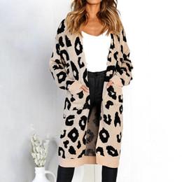 Women Cardigan Leopard Sweater Australia New Featured Women