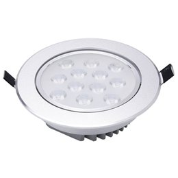 China 4 x Warm White LED Recessed Ceiling Lamp 12W 3000K cheap ceiling toy suppliers