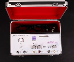 $enCountryForm.capitalKeyWord NZ - New 6 Function Microdermabrasion Micro Galvanic High Frequency Vacuum Massage wrinkle treatment skin Rejuvenation Machine