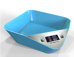 $enCountryForm.capitalKeyWord NZ - Kitchen Scale 5kg 1g Electronic Food Diet Balance Digital Scale Built-in Bowl Cooking Cake Tool