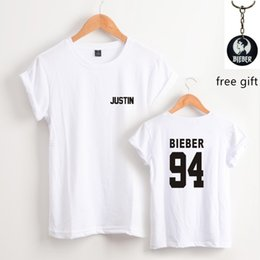 00c98d066e43 2017 Justin Bieber T Shirt Women Band Tshirt Rock Hip Hop Short Sleeve Name  And Age T-shirt Tumblr Clothing Tee Shirt Size 4XL