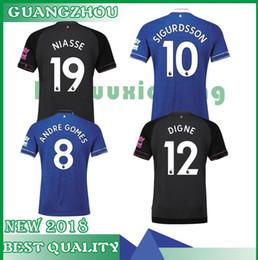 Thai quality 2019 Walcott everton soccer jerseys ROONEY 18 19 everton home  SIGURDSSON CENK TOSUN FUNES MORI 2018 Football uniforms shirts 4b34f5e90