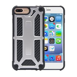 $enCountryForm.capitalKeyWord Australia - New Rugged Shockproof Cases for iPhone X 8 7 6 6S Monarch Series Hybrid Armor Case 5 Layer Hard Shell Cover for Galaxy S9 S9plus with Box