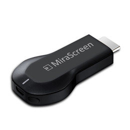Dongle usb tv receiver online shopping - MiraScreen OTA TV Stick Dongle Better Than EZCAST EasyCast Wi Fi Display Receiver DLNA Airplay Miracast Airmirroring Chromecast