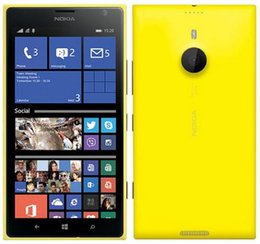 refurbished wifi mobile phone Australia - Original Nokia Lumia 1520 Mobile Phone Quad Core 2GB RAM 16GB ROM 20MP NFC GPS WIFI Unlocked lumia 1520 refurbished Phone