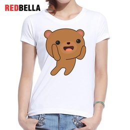 $enCountryForm.capitalKeyWord Australia - Women's Tee Redbella 2017 Kawaii Tshirt Women Cute Little Bear Animals Ulzzang Korean Fashion Design Short Sleeve Cotton Female T Shirt Top