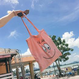 Cartoon Sheeps Australia - Raged Sheep Large Reusable Grocery Women Tote Bag Canvas Cartoon Zipper Fashion Hight Simple Design Healthy Tote Hand Bag