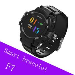 new bluetooth wrist smart bracelet watch 2019 - 2018 new F7 GPS Color OLED Smart Watch Smartwatch Outdoor Tracker Multi Sports Bluetooth Waterproof Heart Rate Men Brace