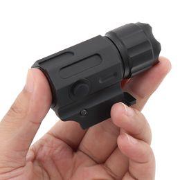 TrustFire водонепроницаемый G03 XP-G R5 LED 210lm Handheld Military Weapon Lights пистолет Факел свет тактический фонарик с 2 режимами света LEF_71E