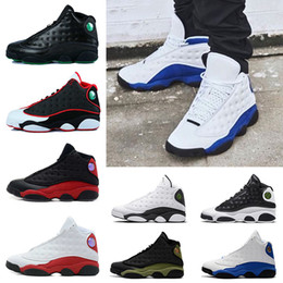 Sale baSketball ShoeS online shopping - Hot Sale s basketball shoes men women black cat Hyper Royal olive Altitude bred Playoffs GS Bordeaux Chicago s sports Sneaker
