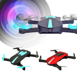 Toy Camera App Canada - Mini Selfie Drone JY018 WIFI Remote Control Helicopter Foldable Quadcopter Drones with 0.3 MP Camera Pocket Quadcopter RC Helicopter Toys