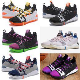 0a949620de7d Kobe A.D. Mens Basketball Shoes Mamba Day EP Sail Multi-Color AV3556-100  Kobe AD Sports Sneakers Size 7-12