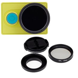 $enCountryForm.capitalKeyWord Australia - 37mm CPL Filter for Xiaomi Yi with Protective Cap Circular Polarizer Lens Filter for Xiaomi Yi Xiaoyi Action Camera Accessories