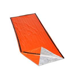 Insulation And Life Saving Sleeping Bag Pe Orange At9040 Buy Cheap Outdoor Emergency Sleeping Bag Radiation Insulation