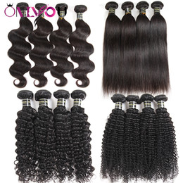 Cheap straight weft remy hair online shopping - Unprocessed Cheap a Brazilian Straight Virgin Human Hair Bundles Body Wave Kinky Curly Human Hair Weaves Raw Indian Remy Human Hair Vendors