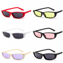 806845c2c96 Small Frame Sun Glasses For Women And Men Vintage Rectangle Sunglasses Anti  Skid Mirror Leg Decoration Eyeglass Factory Direct Sale 3 5hl B