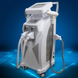 Discount tattoo removal machine best - 2019 Best Selling OPT SHR IPL Machine Pain Free Permanent Hair Removal Skin Rejuvenation Pigment Therapy Laser Tattoo Re