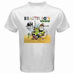 $enCountryForm.capitalKeyWord NZ - New The Mix Up Album Hip Hop Rap Men's White T-Shirt Size S to 3XL 2018 Summer New Fashion Brand Tshirt Men Solid Color Short Sleeve