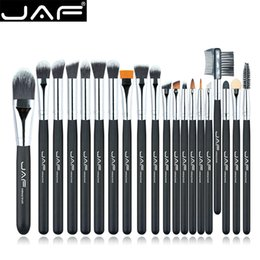 $enCountryForm.capitalKeyWord Australia - JAF Brand 20 pcs set Makeup Brush Professional Foundation Eye Shadow Blending Cosmetics Make-up Tool 100% Vegan Synthetic Taklon