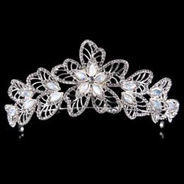 $enCountryForm.capitalKeyWord NZ - Bridal accessories Queen Princess hairpin crown bridle diamond hair bridal crown ornament wedding dress accessories