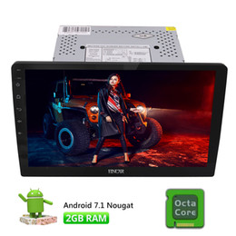 $enCountryForm.capitalKeyWord NZ - Android 7.1 OS 2GB RAM 32GB ROM Car Radio Stereo Double 2Din Head Unit GPS WIFI Phone Mirror-link FM AM RDS Steering