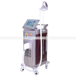 China No injury, no bleeding, no burning Hair Removal 808nm diode laser machine freeze skin Permanent Hair damages the follicle and prevents suppliers