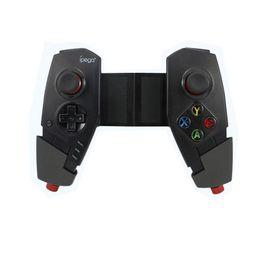 Tablet Wireless Controller UK - IPEGA PG-9055 Adjustable Wireless Bluetooth Game Pad Controller Gamepad Bluetooth Joystick Multimedia for Cellphone Tablet PC