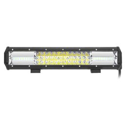 $enCountryForm.capitalKeyWord UK - 2PCS 16inch 216W Led Work Light Bar Car Combo Beam Fog Lamp for Offroad Truck ATV 4x4 4WD Led Barra 12V Working Lights