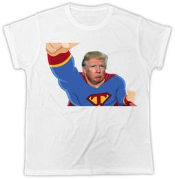 d1e5c09a662573 Trump T Shirt Superman American Patriot Super Hero Novelty Unisex Tshirt  white black grey red trousers tshirt