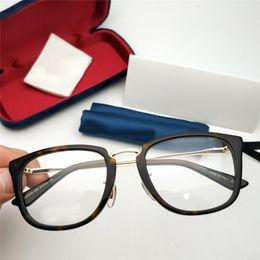ad4708e3b10 new fashion eyeglass optical prescription 0323 vintage frame popular  designer for women top quality HD lens protection eyewear with box