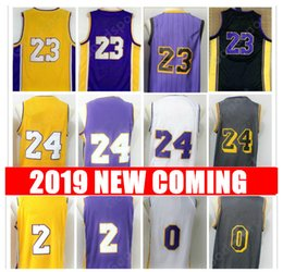 2019 JAMES NEW BALL Stitched Swingman LONZO wholesale jerseys Sport KUZMA  INGRAM Jersey gift MEN Embroidery city basketball KOBE SR 5662da859