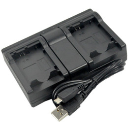 Charger np online shopping - New USB Dual Battery Charger For NP DBA EX Z57 Z55 Z50 Z300 Z200 Z1200 Z100 P505 Z1000 Camera