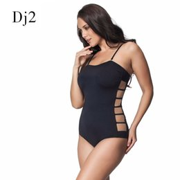 104a1b0cc421e New Sexy Hollow Out Lace Women s Swimwear Side Cut Transparent Mesh Bathing  Suits Brand Plus Size One Piece Swimsuits Monokini