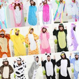 cbfbc64da78d men women Warm unicornio Sleepwear onesis for adults Winter Couple Pajamas  Unicorn Animals funny pajamas pyjama pijama