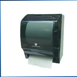 Paper Roll Holders Australia - Manual Jumbo Roll Paper Towel Dispenser Tissue Holder for Hand Paper width 20cm