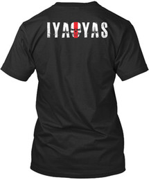 Sh Fashion UK - Sh!t My Ao Brothers And Sisters Say! - Respect Iyaoyas Standard Unisex T-Shirt